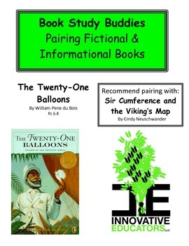 The Twenty-One Balloons - Pariing fiction and informational books