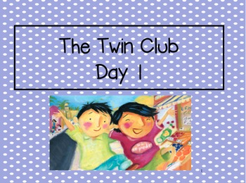 The Twin Club 2nd Grade Reading Street Powerpoints