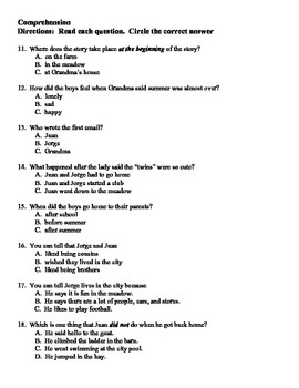 The Twin Club Selection Test and Guiding Reading, Vocab 2nd Grade Reading Street
