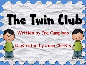 The Twin Club Posters