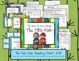 The Twin Club - Reading Street, 2013, 2nd Grade