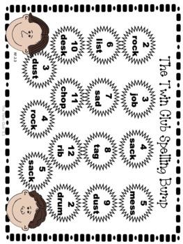 The Twin Club Reading Street 2013 2nd Grade Unit 1 Week