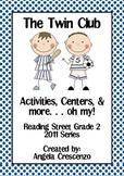 The Twin Club Reading Street Grade 2 2011 & 2013 Series