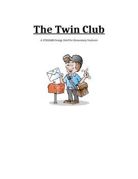 The Twin Club STEM Children's Engineering Design Brief