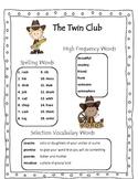 The Twin Club Scott Foresman Common Core 2013 Reading Grade 2