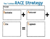 The Twisted R.A.C.E. Strategy