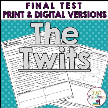 The Twits Final Test