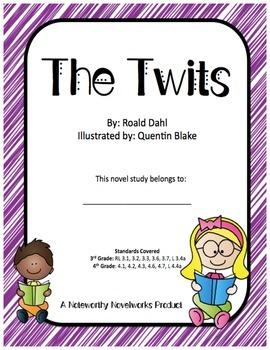 The Twits Novel Study
