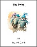 The Twits -  (Reed Novel Studies)