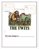 The Twits Workbook (A Roald Dahl Novel Study)