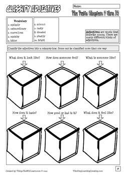 The Twits Workbook (Comic Style) Roald Dahl