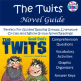 The Twits by Roald Dahl Novel Guide