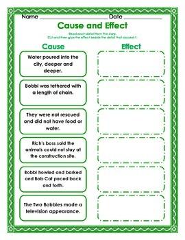 The Two Bobbies A True Story of Hurricane Katrina Common Core Literacy Unit