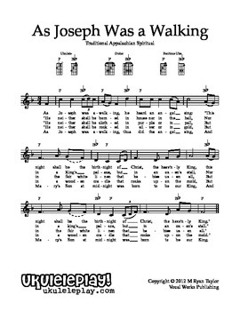 The Two Chord Christmas Songbook for Ukulele