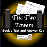The Two Towers: Book 3 Test