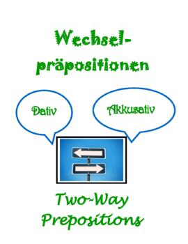 The Two * Way Preposition Pac
