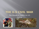 The U.S. Civil War Full PowerPoint 2017 Unit Covering abid