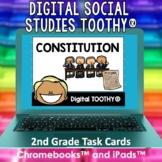 The U.S. Constitution Digital Social Studies Toothy® Task