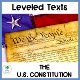 The U.S. Constitution--Leveled Texts