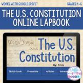 The U.S. Constitution ONLINE Interactive Notebook - Distan