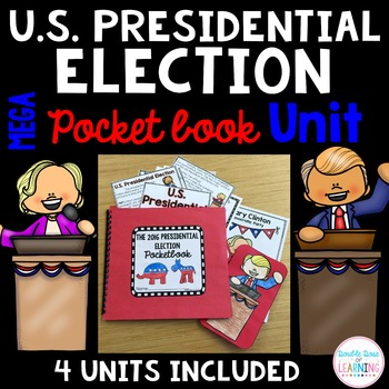 The 2016 Presidential Election and Executive Branch [MEGA] Bundle!