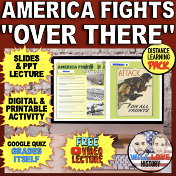 "The U.S. in WWI: America Fights ""Over There"" Bundle"