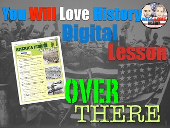 "The U.S. in WWI: America Fights ""Over There"" Digital Gallery Walk"