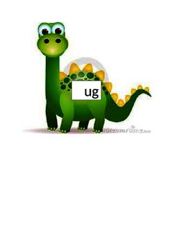 The UG and UN dinosaurs