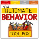 The ULTIMATE Behavior Toolbox {PDF Editable}