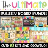 The ULTIMATE Bulletin Board Bundle