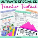 ULTIMATE Guide & Checklist to Setup a Self-Contained Classroom or Autism Unit