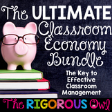 The ULTIMATE Classroom Economy System BUNDLE