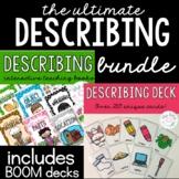The ULTIMATE Describing Bundle (includes BOOM™ Decks)