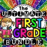 The ULTIMATE First Grade Curriculum BUNDLE