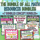The ULTIMATE Math Resource Bundle