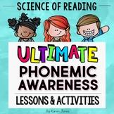 The ULTIMATE Phonemic Awareness Pack