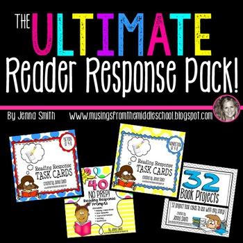 Reader Response Activities