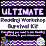 The ULTIMATE Reading Workshop Survival Kit- Printables, Posters, Forms and More!