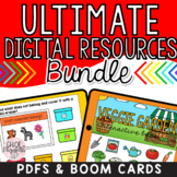 The ULTIMATE Speech Therapy Digital Resources Bundle!