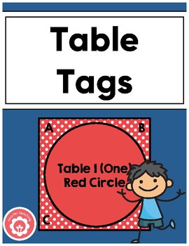 Table Tags For Cooperative Learning