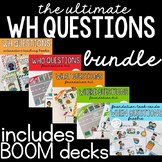 The ULTIMATE WH Questions Bundle (Includes BOOM™ Cards)