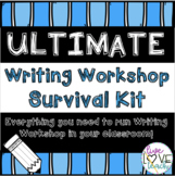 The ULTIMATE Writing Workshop Survival Kit