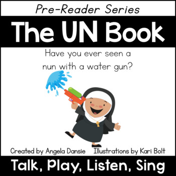 The UN Book and Games (Word Family Pre-Reader Series)