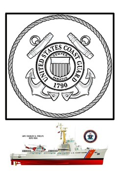 The US Coast Guard Word Search