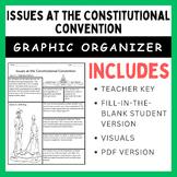 Development of The U.S. Constitution: Graphic Organizer & Word Search