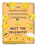Constitutional Convention of the U.S. - Meet the Delegates - What's That?
