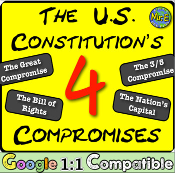 The U.S. Constitution's Four Compromises: The deals that created the country!