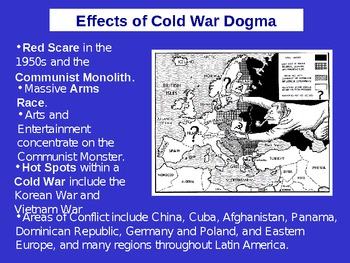 The U.S. in the Cold War