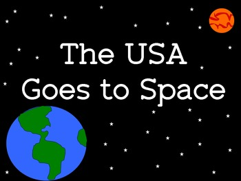 The USA Goes to Space - BUNDLE