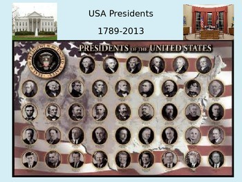 The USA presidents